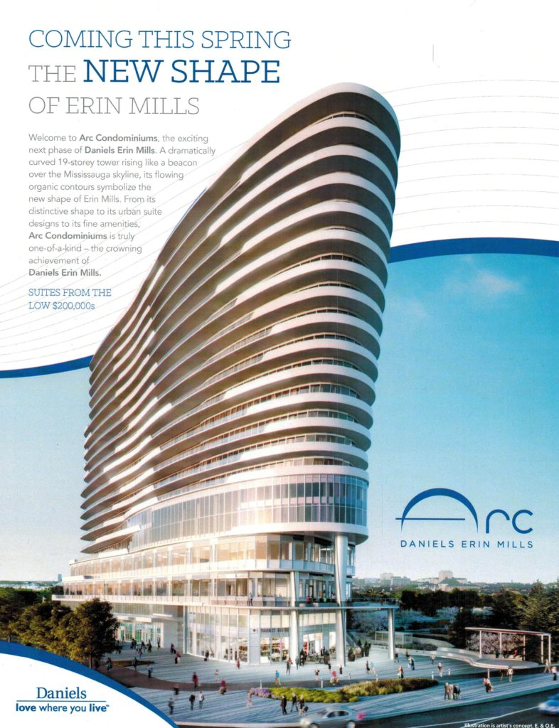 Arc Condo Mississauga